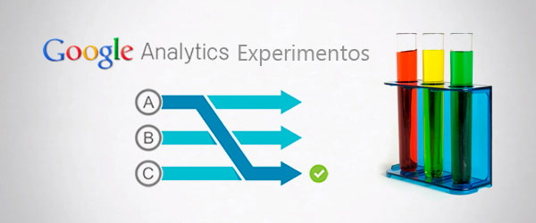 Google Analytics Experimentos