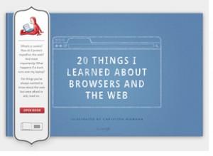 portada: 20 cosas que he aprendido sobre los navegadores e Internet