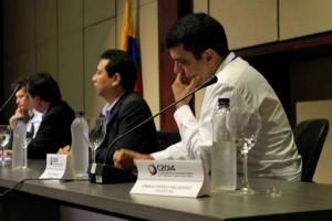 Con colegas de Perú, Colombia y Argentina hablamos sobre comunicación gubernamental