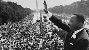 Sin duda Martin Luther King logró hacerse memorable con su discurso en agosto de 1963 de Washington a los pies de la estatua del expresidente Tomas Jefferson; llamado I Have a dream en contra de la discriminación racial en el Mundo. Foto: Diario ABC US
