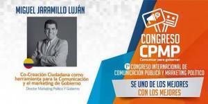 El miércoles 7 de mayo en la Ciudad de Bucaramanga realicé la presentación a la que puedes acceder haciendo clic aquí sobre Co-Creación en Campañas políticas y gobiernos.