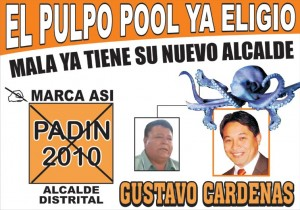 PULPO POOL