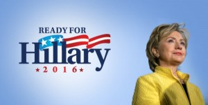 En el Inicio de la campaña por la Presidencia de los Estados Unidos, esta es una de las vallas que más me ha llamado la atención por su sobriedad, sencillez y claridad.