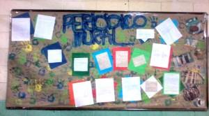 Medio escolar de la I. E. San Cristóbal