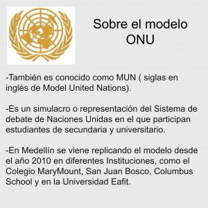 Modelo ONU