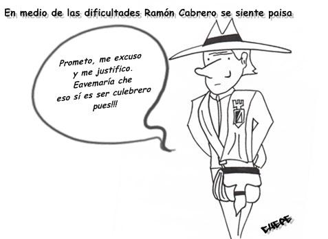 Ramón Cabrero