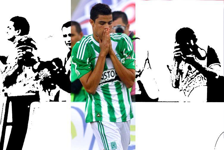 Manuel Saldarriaga. El Colombiano.  Nacional, un equipo de la siguiente fue una melodías inesperadas