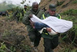 Tragedia en vía a San Jerónimo. Foto de Hernán Vanegas (6).