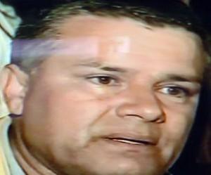Orlando Pelayo, padre del niño y autor intelectual de su rapto.