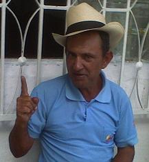 Jaime Humberto Parra Jaramillo, víctima de la bala perdida.