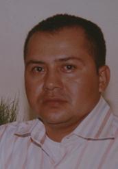 Agente Rodolfo Barragán, de la Policía Metropolitana.