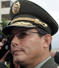 General (r) Jesús Gómez Méndez.