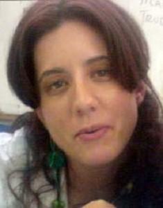 Marjorie Kisner Mira, de 34 años.