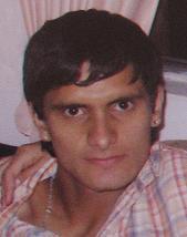 Yeison Ruiz, de 22 años.