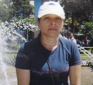 Aurora Holguín García, asesinada en su casa del barrio Fuente Clara.