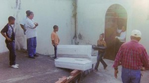 Los cuerpos retornaron a Cundinamarca. Foto de Luz Dary Gómez.