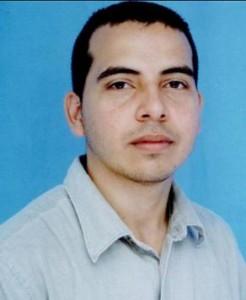 Detective Javier Galvis, 32 años.