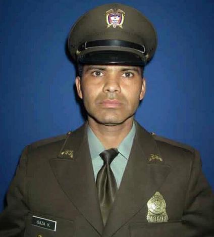 Intendente Orlando Isaza Vargas, de 38 años.