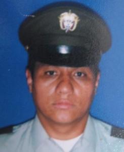 Agente Carlos Rodríguez, de 40 años.