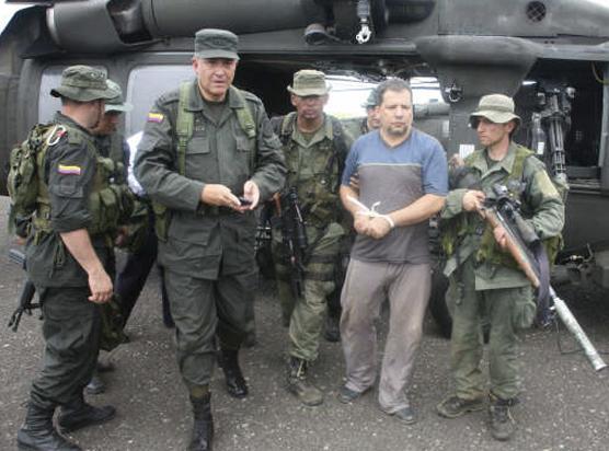 La Policía pagará recompensa por la captura de Daniel Rendón Herrera.