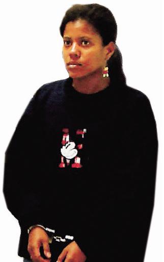 María Jackeline Urdinola, la madre condenada.