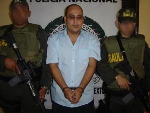 Fabio Édisson Gómez Ruiz, alias 'Riñón'.