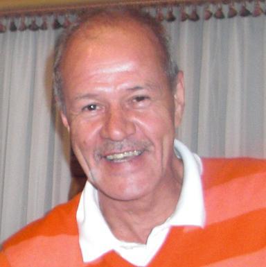 El comerciante Jaime Chavarriaga, de 54 años.