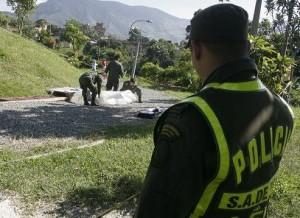 En Vergel Sur, corregimiento San Antonio de Prado (Medellín), mataron a bala a un hombre de 34 años y a una nena de 18, el 10 de agosto.