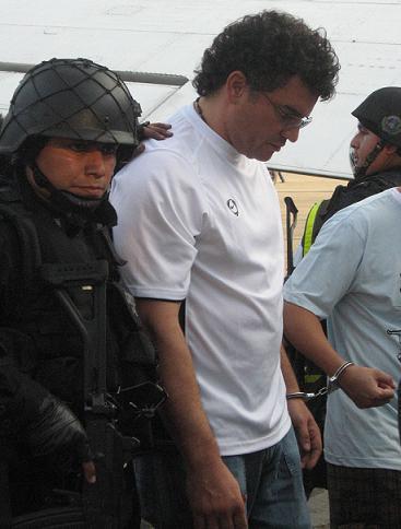 Hugo Albeiro Quintero está acusado por concierto para delinquir agravado.