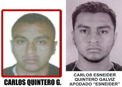 A la izquierda, la foto más reciente del cabecilla de 'Los Mondongueros'. A la derecha, la del cartel de 2006.