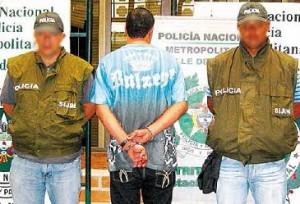 'Guayabo', presunto cabecilla de 'Pachelly', fue capturado el pasado 6 de julio (por tercera vez) y está con detención domiciliaria.