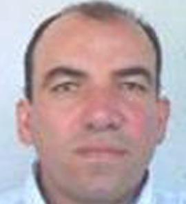 Carlos Mario Aguilar, alias 'Rogelio'.