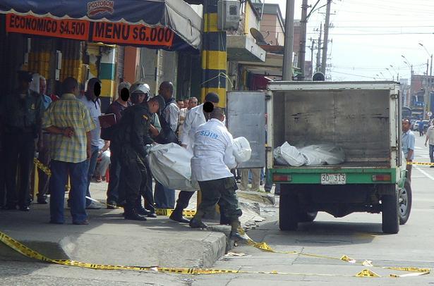 Así concluyó la inspección al cadáver del contratista, el pasado 10 de diciembre.