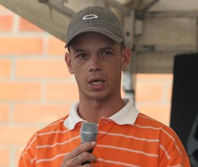 Este es Yeison Esmirt Velásquez Pino, alias 'El Rolo', señalado de ser el cabecilla de la banda 'La Sierra'.