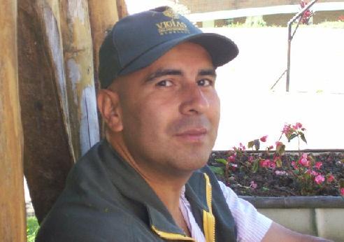 William Román residía en la vereda Travesías, de San Cristóbal, donde lo agredieron. Foto de cortesía.