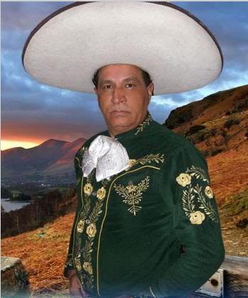 Él era Rubén Parra, mariachi de Medellín, víctima de los violentos.
