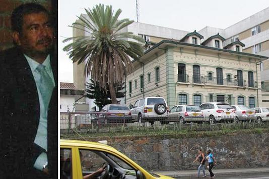 Efraín Maldonado murió en la clínica Sagrado Corazón. Fotos de Stephen Arbolera y cortesía.
