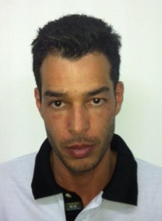 La nueva fotografía de alias 'Frank', revelada el 21 de febrero por la Policía Nacional.