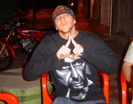 El difunto 'Alejo Muletaz' o 'Muletaz', cantante de rap y hip hop. Foto de cortesía.