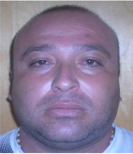 """Javier Ventura Marín, alias """"Tatú"""", segundo al mando en la estructura de """"Carlos Pesebre""""."""