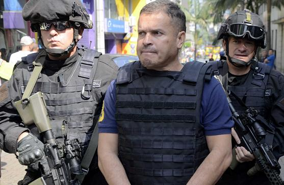 """Alias """"don Pepe"""" lleva más de dos décadas en la delincuencia, según la Policía. Cortesía de la Policía Metropolitana."""