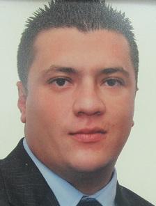 El concejal Carlos Obando entró al Concejo para el periodo 2012-2015.