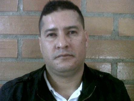 """José Otalivar Chavarría, alias """"Jotalibán"""", capturado por la Policía en Medellín. Cortesía."""