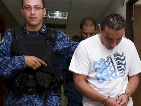 """Alias """"Chaparro"""", según la Policía, era hombre de confianza del capo """"Sebastián"""". Foto de Esteban Vanegas."""