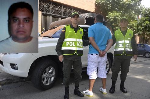 """Alias """"Toño"""" era uno de los candidatos para reemplazar a """"Carlos Pesebre"""" en la organización. Cortesía Policía Metropolitana."""