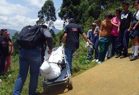 La Alcaldía ofreció recompensa por dos casos de homicidio de menores, reportados la semana pasada. Archivo.