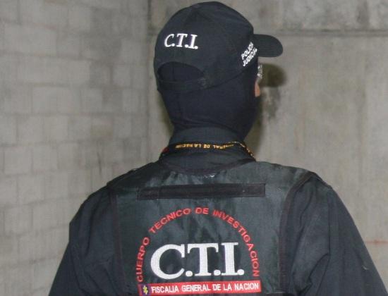 Baena era un veterano investigador del CTI en Medellín. Foto archivo.