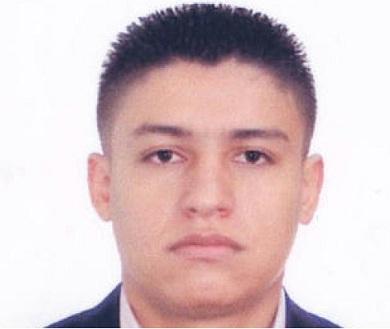 """Juan Camilo Rendón, alias """"Saya"""" o """"Peluco"""", quedó a la espera de la sentencia. Al aceptar los cargos, podría recibir rebajas en la pena. Cortesía."""