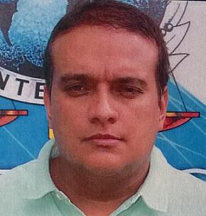 """Hernán Villa, alias """"el Ratón""""."""