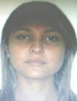 """Leidy Moreno Viana, alias """"la Cucha"""". Cortesía."""